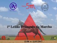 2º Leilão Triângulo da Marcha - Haras 3 Nascentes - Haras 5M - Fazenda G53