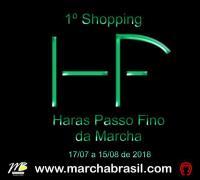 1º Shopping Haras Passo Fino da Marcha